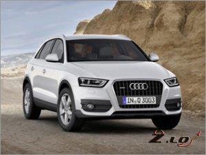 В Пекине дебютировали две специальные версии Ауди Q3 и эл/седан А6