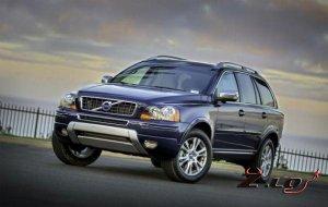 Незначительные обновления XC90 компанией Volvo