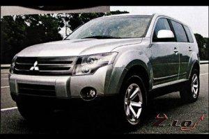 Mitsubishi Pajero: триумфальное возвращение