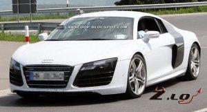 Рестайлинговый Audi R8 предстал во всей красе