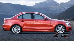 BMW планирует добавить седан в модельный ряд