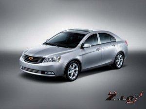 В России началось производство седана Geely Emgrand.