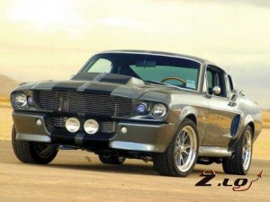 Ford Mustang GT500 Shelby Elenor