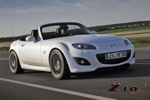 """""""Mazda"""" выставила на моторном шоу в Лейпциге специализированную версию автомобиля MX-5"""