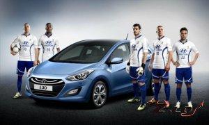 Hyundai выпустит машины, приуроченные чемпионату Евро-2012.