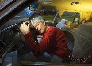 За рулем спать - жизнь потерять