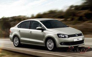 Polo sedan. Бюджетный автомобиль от Volkswagen.