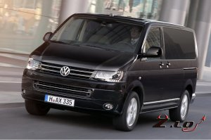 Volkswagen Caravelle Business/2012 – минивэн для бизнесмена