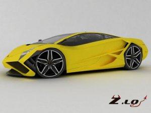 Легендарный Lamborghini Reventon