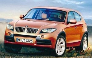BMW X7. Внедорожник люкс-класса.