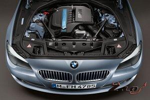 BMW ActiveHybrid 5. Новая модификация баварского седана бизнес-класса.