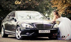 Аренда машин на свадьбу в рамках подготовки к мероприятию