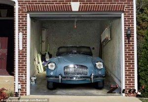 Условия для хранения автомобиля