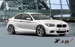 Обновление самого маленького BMW. Новое поколение первой серии.