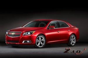 General Motors представил цену на Chevrolet Malibu/2012 в Штатах