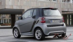 Новый Daimler Smart Fortwo приедет в Россию с минимальным ценником 640 тыся ...