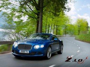 Концерн Bentley объявил о приеме заказов на спорткар Continental GT Speed 2 ...