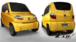 Новый индийский автомобиль Bajaj RE60 - самый дешёвый в мире