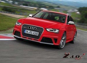 Достоинство нового автомобиля Audi RS 4 Avant.