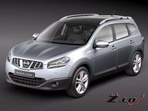 Новый Nissan Qashqai модели 2013 года