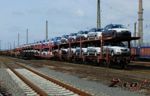 Особенности перевозки автомобилей железнодорожным транспортом.