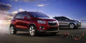 Премьера нового кроссовера Chevrolet Trax