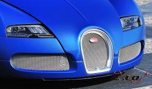 Компания Bugatti сделает из Veyron гибрид