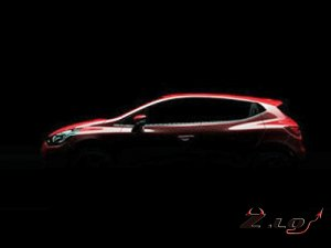 Дебют нового Renault Clio состоится в Париже
