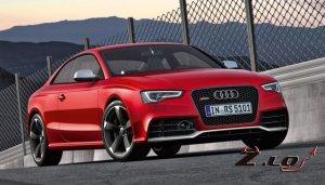 Audi RS5 2012 года
