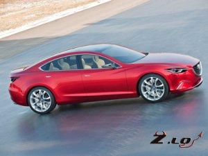 Обновленная Mazda6 впервые засветилась официально