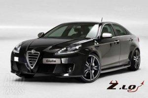 Компания Alfa Romeo готовит новую модель Giulia