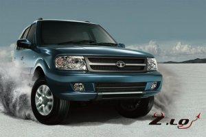 Легким движением руки Tata Safari превращается в Range Rover Evoque