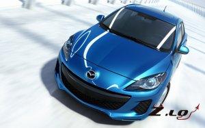 Обзор Mazda 3 2012
