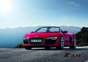 Audi подготовила к выпуску кабриолет R8
