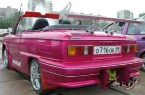 Тюнинг - преобразование вашего автомобиля.