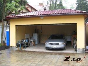 Стройка гаража – важное дело