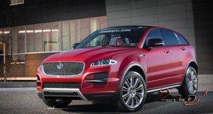 Jaguar расширяет модельный ряд 2012/2013 года гибридом и кроссовером
