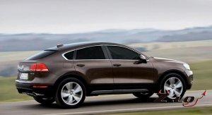 Volkswagen создаст соперника BMW X6