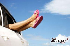 Особенности вождения автомобиля летом.