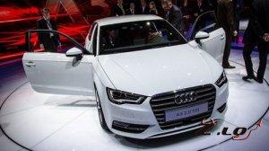 Новый Audi A3 - эмоции, драйв, скорость.