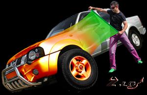 Антигравийная или карбоновая пленка – лучшая защита машины