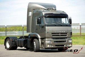 На новые КАМАЗы с 2013 года будут ставить кабины от Mercedes Axor