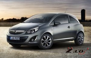 Новый Opel Corsa сел на диету.