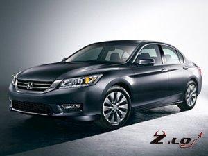 Опубликованы официальные снимки нового Honda Accord