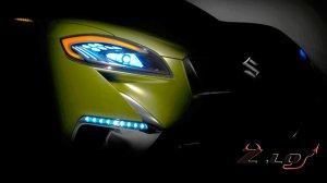 Suzuki представит на автосалоне в Париже кроссовер S-Cross
