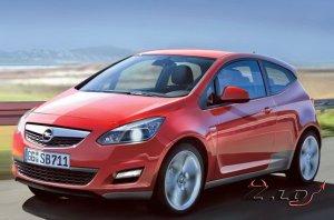 Opel Corsa - легче некуда
