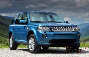 Land Rover LR2 по-новому