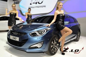 «Хендэ Мотор СНГ» проведет на ММАС-2012 развлекательные программы