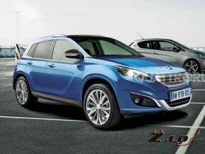 Peugeot предложит российским клиентам новый кроссовер