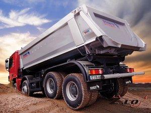 Какой самосвал выбрать: КАМАЗ, Даф или ford cargo?